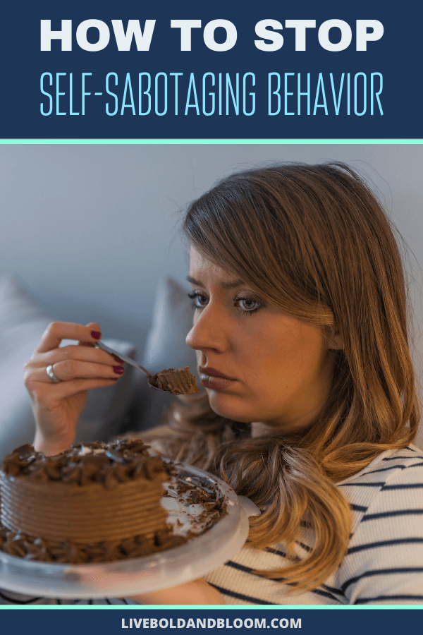 Check this post to know the self-sabotaging behaviors that you might be doing. Also, continue reading to know what self-sabotage is.