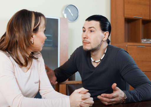 signs of emotionally unavailable husband