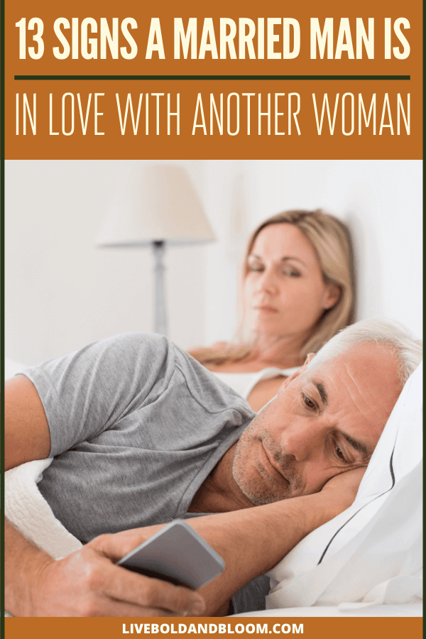 Are you wondering if your married guy friend likes you as a friend or as something else? Read this post to see the 13 signs a married man likes another woman.