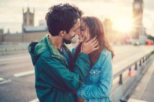 how do men express their love