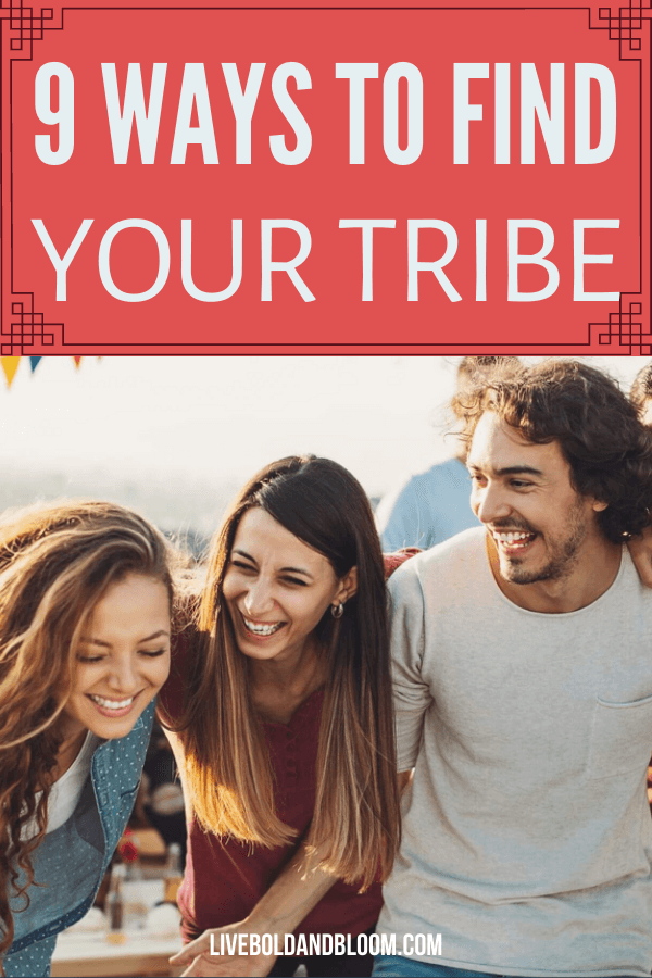 Are you in the process of finding the right people for your squad? Read this post to get over your desperation for looking for your tribe.