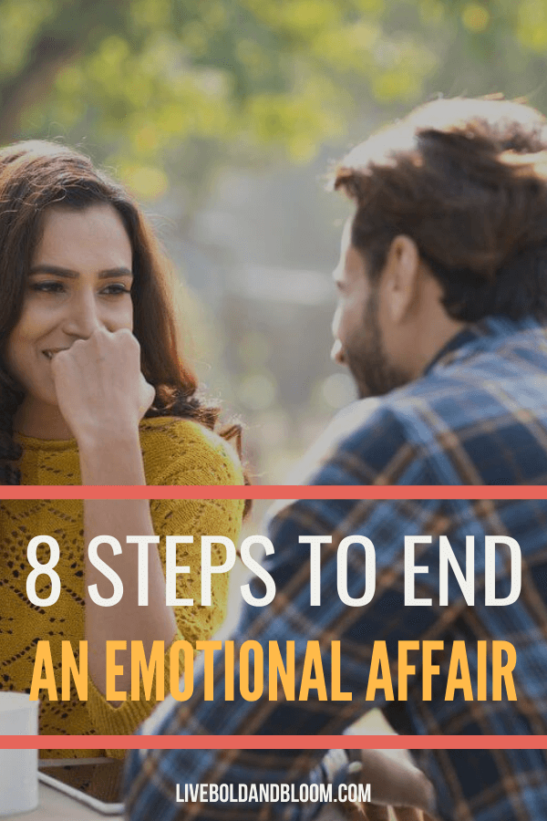 There are many reasons one ends up having an emotional affair. In this post, we provided the steps on how to end an emotional affair to save your marriage.