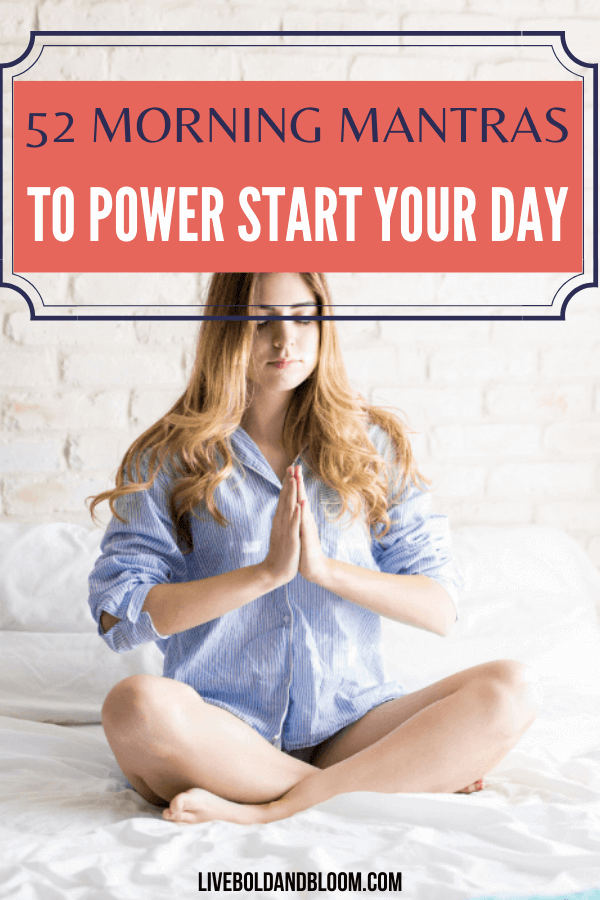 Start your day with positivity and treat yourself to some uplifting words. Check out this curated list of morning mantras to power-start your day.