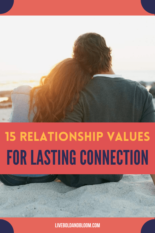 Establishing your relationship values is a key factor in keeping your relationship last longer. It is great to be on the same page in your beliefs with your significant other.