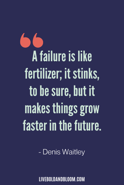 Funny Life Quote by Denis Waitley