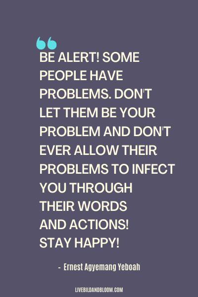Emotional Abuse Quote by Ernest Agyemang Yeboah