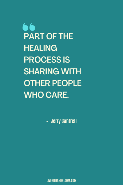 Emotional Abuse Quote by Jerry Cantrell