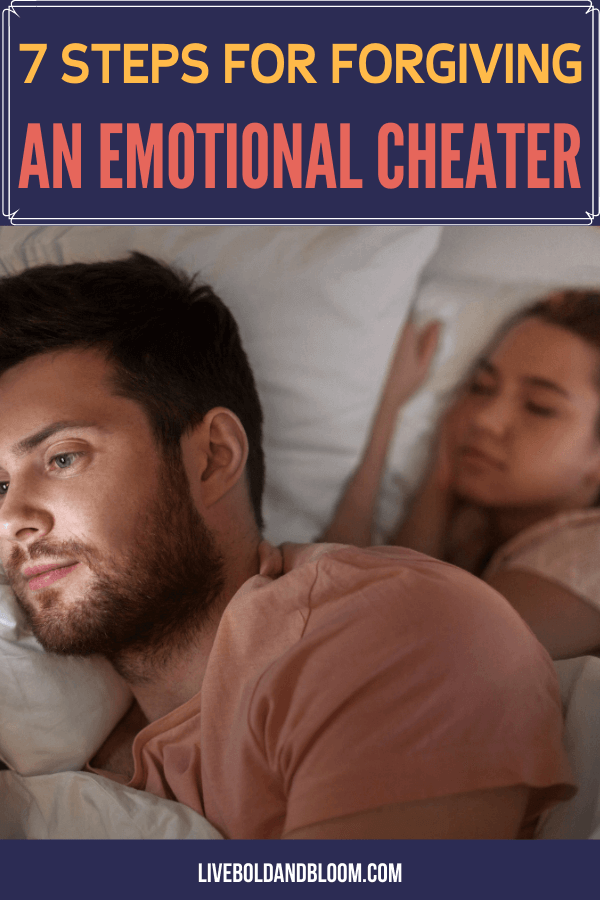 You want to save your relationship but you don't know how or where to start to forgive an emotional cheater. Read this post to know the 7 essential steps in forgiving the cheating partner.