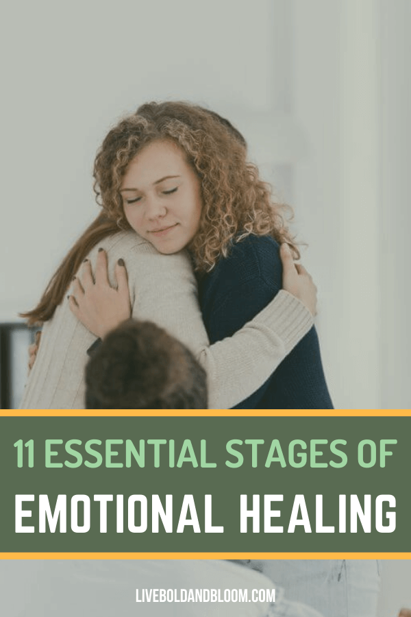 What are the essential stages of emotional healing? Read this post for additional knowledge and to know what steps you should take for your healing and improvement.