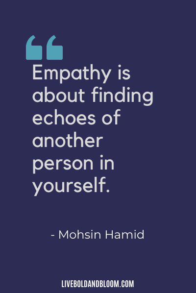 Empath quotes by Roger Ebert