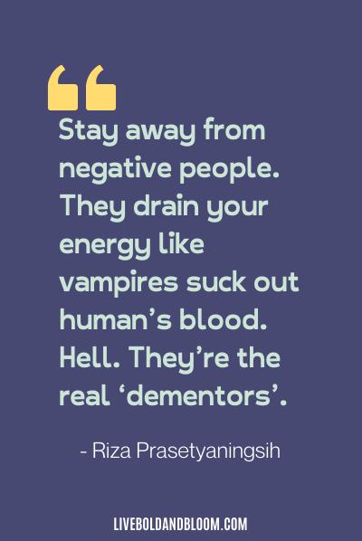 toxic relationship quote by Riza Prasetyaningsih