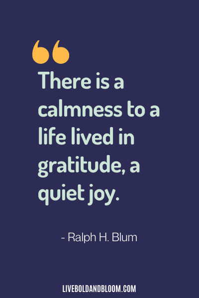 calming quotes by ralph h. blum