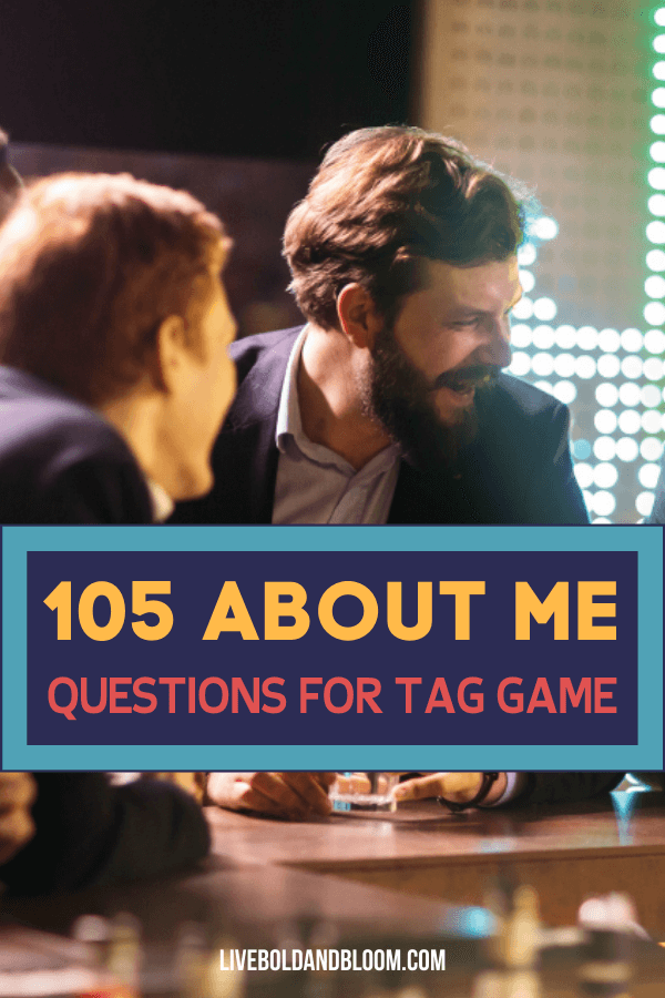 """You can create your own tag using About Me questions like the ones you'll find in this article.  You can also use these questions to create a """"100 facts about me"""" blog post and invite fellow bloggers and vloggers to do the same."""