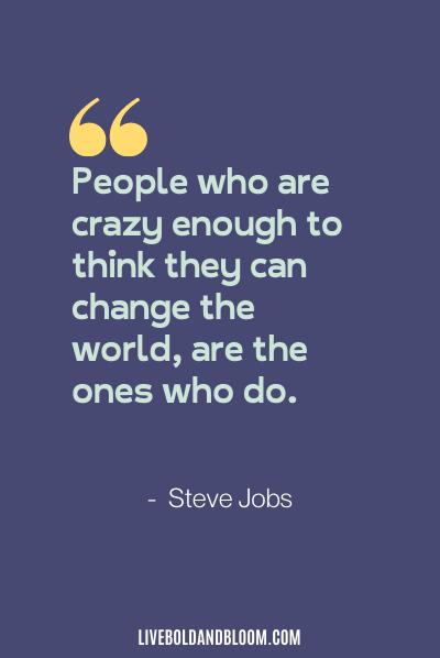 steve jobs quotes motivation Monday quotes