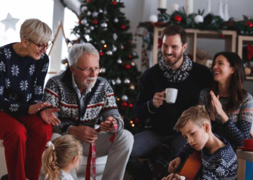 Christmas Icebreaker questions