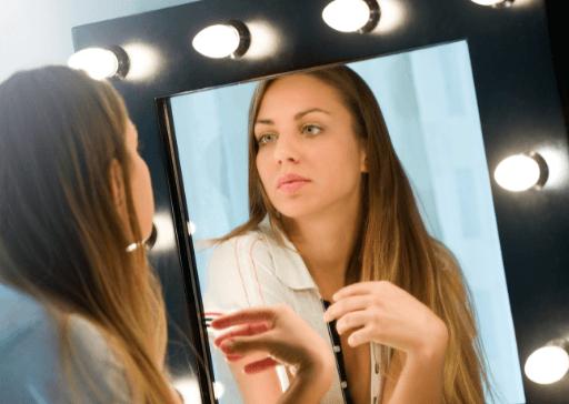 self-centered person