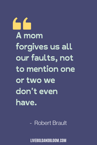mother appreciation quotes by robert brault