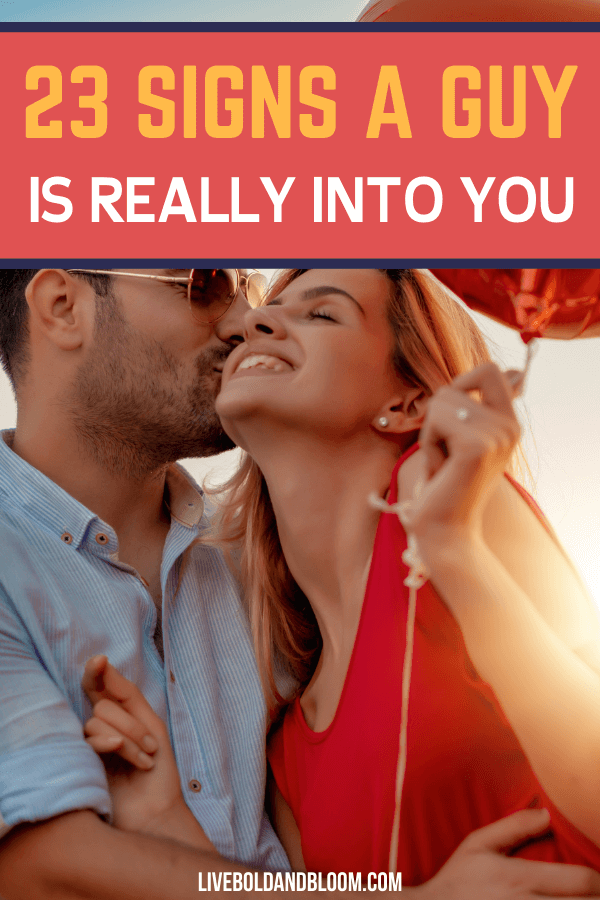 The more time you spend around a certain guy, the more you're noticing powerful signs of male attraction -- signs a guy likes you. But are those signs really telling you what you think they are? After all, you've been wrong before. So, does he like you? Or are you misreading his behavior?