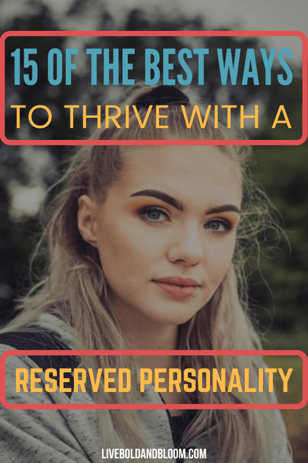 People who are reserved share certain personality traits.  While they are not necessarily shy, reserved people prefer to keep to themselves unless a topic arises that is truly important to them.  They are deep thinkers and prefer to listen to other people communicate in groups instead of putting themselves out there and opening up to a larger crowd.