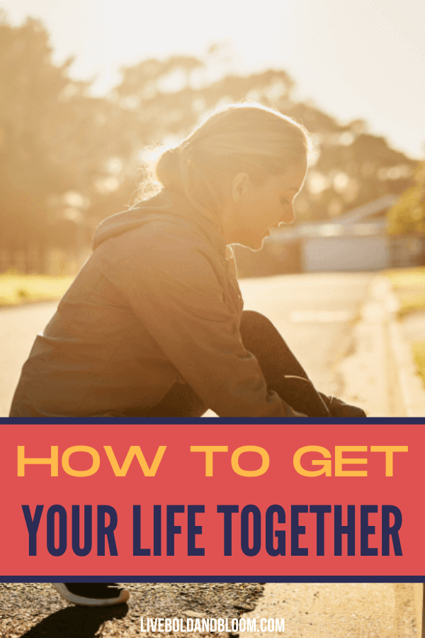 Do you ever feel like your life is spiraling out of control -- as though you're running around in circles with no clue about what you're supposed to be doing? We've all been there at some point in our lives, and it's an unsettling, painful place to be.