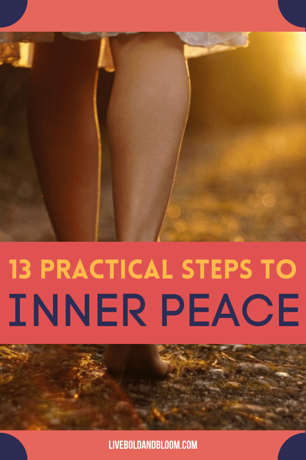 Unflappable inner peace. That is such a wonderfully descriptive phrase. I have known some people who have found internal peace. They exude an inner calm even in the most trying circumstances. #mindfulness #personalgrowth #meditation #mindset #mentalhealth