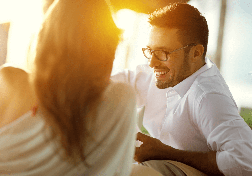 things to talk about with a guy