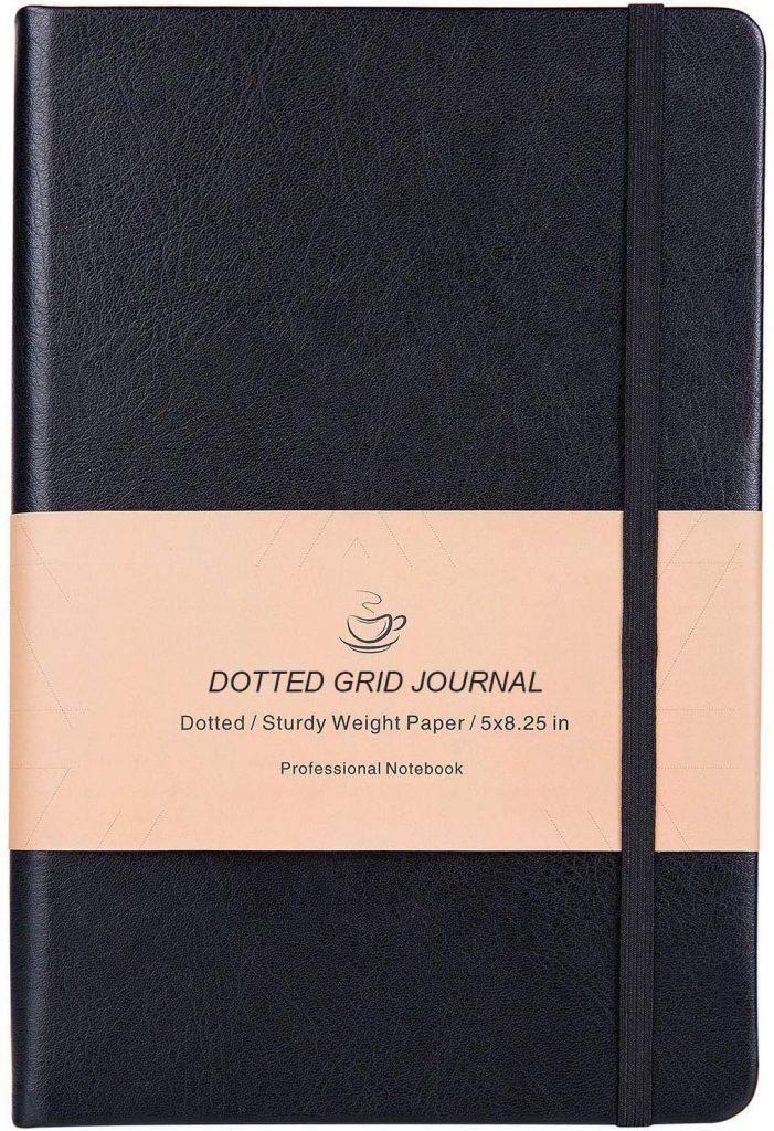 URSUNSHINE Dotted Grid Notebook