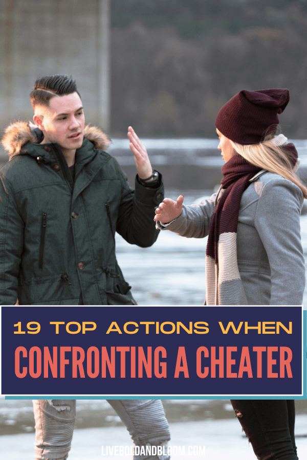 Is your spouse or partner having an affair? You may wonder how to confront them in the best way with or without evidence. In this post, you will learn how to confront a cheater.