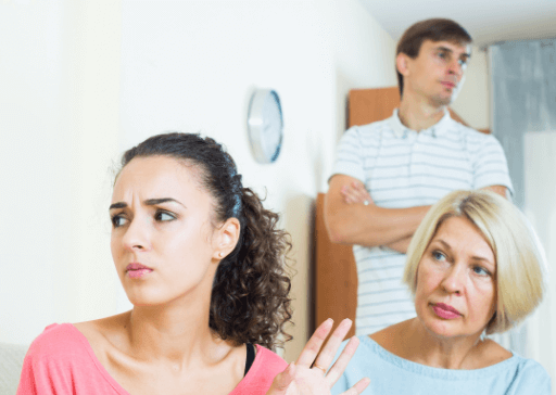 traits of a jealous mother in law