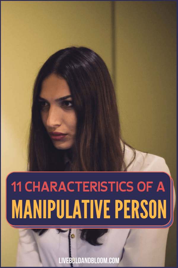 Be mindful and determine the characteristics of a manipulative person. In this way, you can protect yourself from toxic behaviors like theirs.